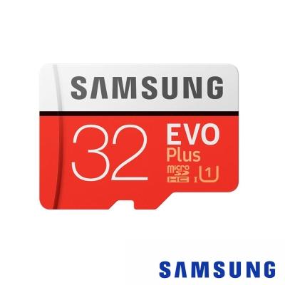 SAMSUNG 三星 32G 95MB EVO Plus U1 microSDHC 記憶卡