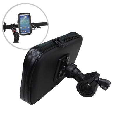 水漾支架專家 腳踏車防水觸控手機包導航支架