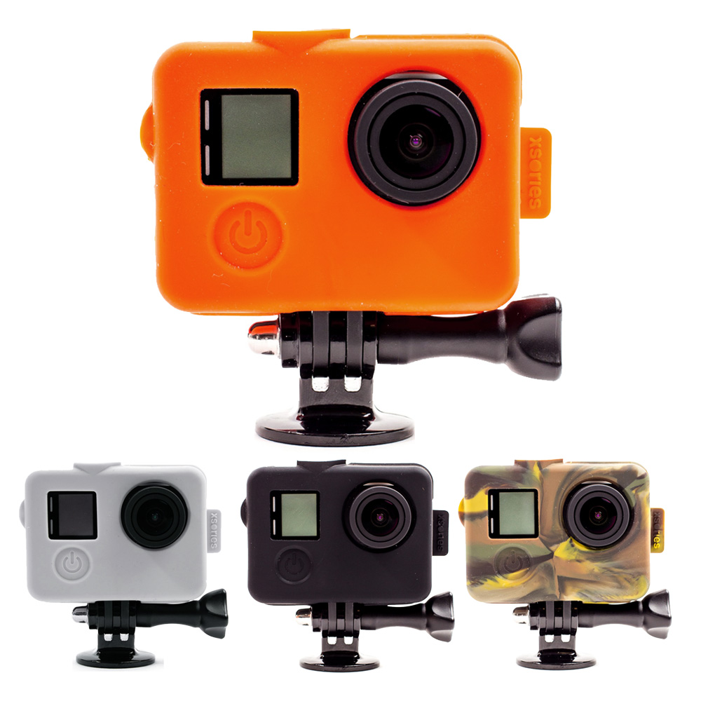 XSories SILICONE COVER Lite GoPro矽膠保護套