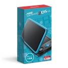 任天堂 New Nintendo 2DS LL 主機 (黑×綠松色)