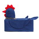 Yvonne Collection公雞面紙套-深藍
