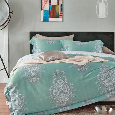 Lily Royal 60支頂級天絲 四件式兩用被床包組 雙人 羅菲