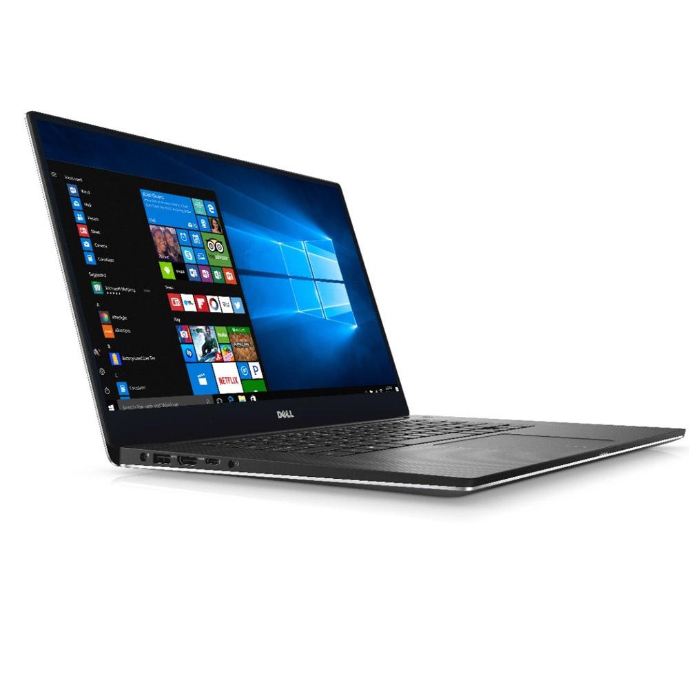 Dell XPS 15吋窄邊框筆電(i7-7700HQ/GTX1050/256G/8G/銀