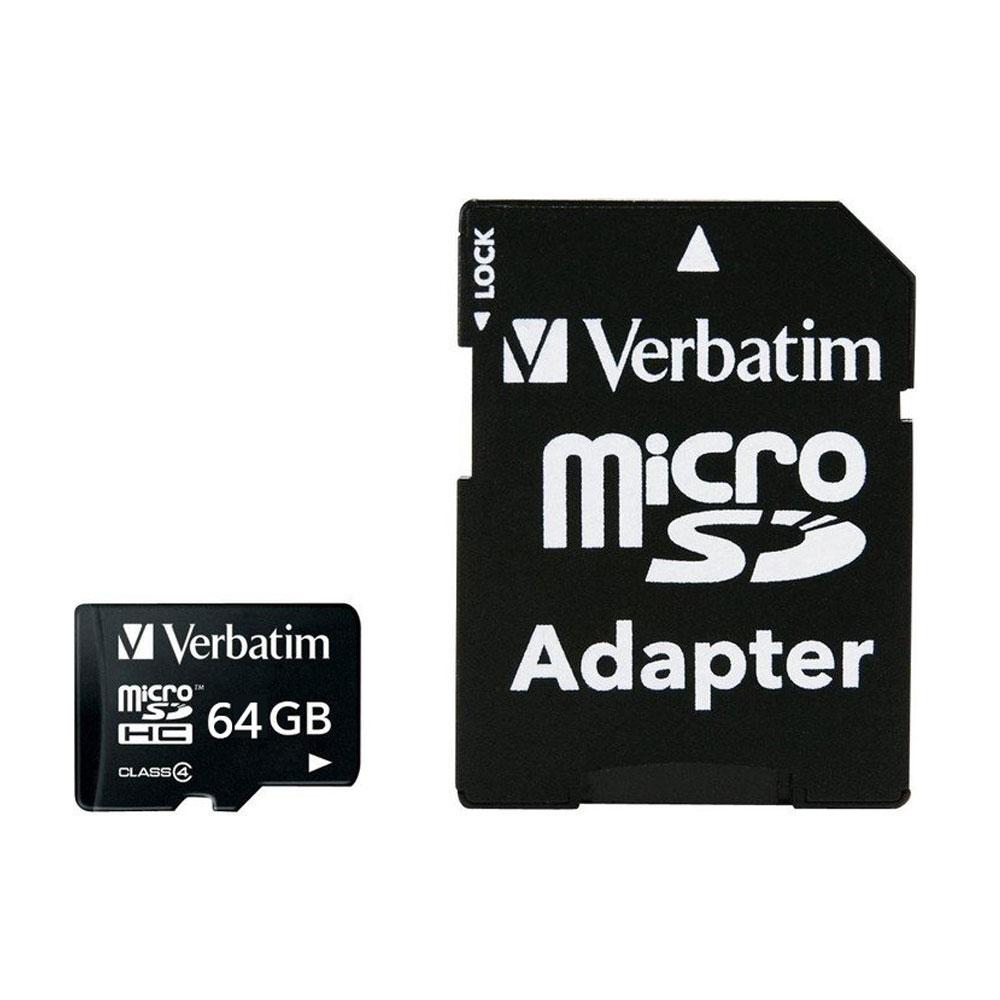 Verbatim威寶64GB MLC PRO micro SDXC UHS-3高速卡