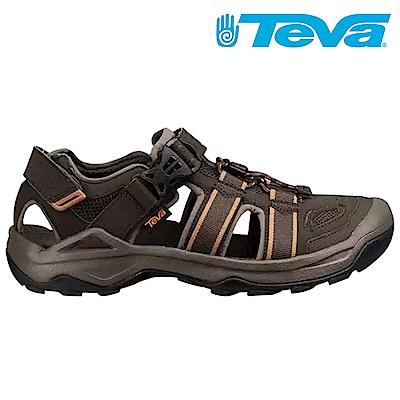 TEVA Omnium 2 男 運動水陸涼鞋 橄欖綠