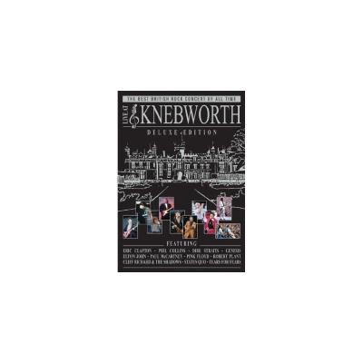 群星齊聚Knebworth演唱會 2DVD+2CD