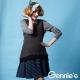 【Gennie's奇妮】暖感時尚羊毛孕婦背心