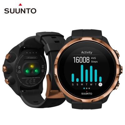 SUUNTO SpartanSportWristHR彩色觸控腕式心率GPS腕錶-復古銅