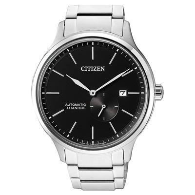 CITIZEN 日和美學時尚機械腕錶-NJ0090-81E-42mm