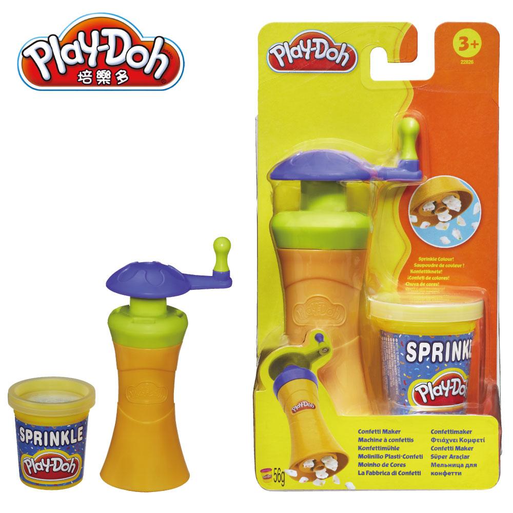 play-doh培樂多超級工具組-糖果機