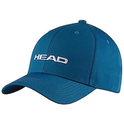 HEAD奧地利 素面可調式 運動帽/棒球帽/遮陽帽-藍(2入) 287292