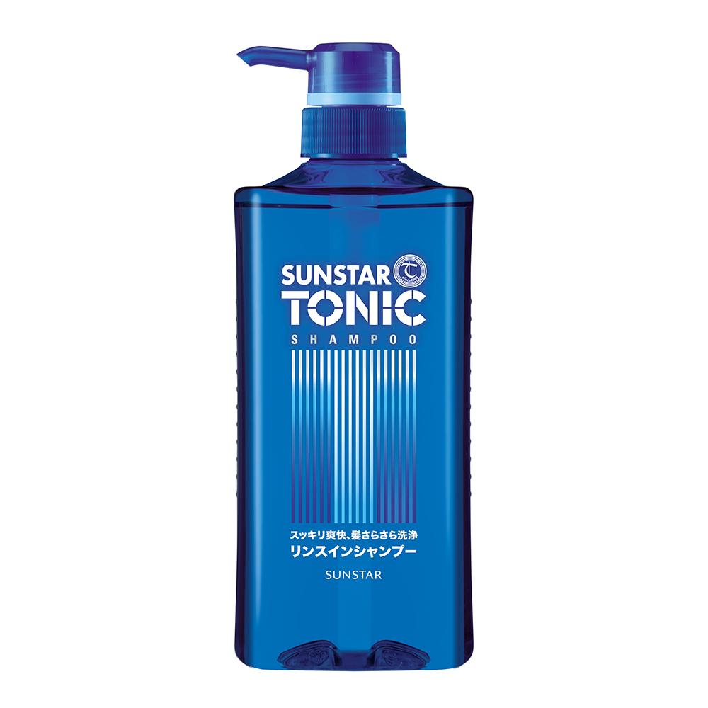 TONIC 頭皮清爽洗髮精520ml(雙效配方)