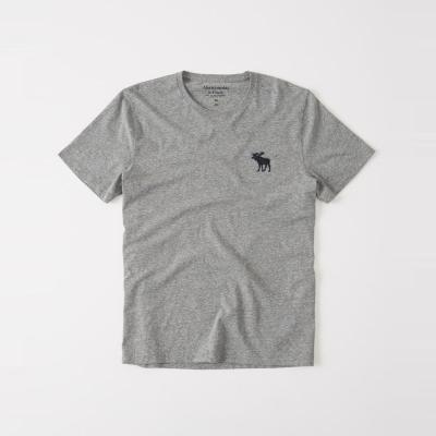 AF a&f Abercrombie & Fitch 短袖 T恤 灰色 332