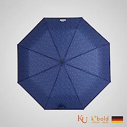 德國kobold 迪士尼官方授權-晴雨兩用傘-水滴米奇-藍