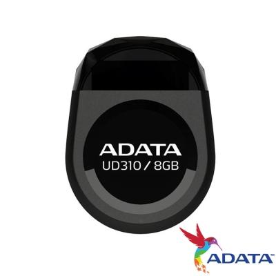 威剛 UD310/8GB 迷你寶石行動碟(黑色)