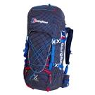 【Berghaus貝豪斯】EXPD超輕多功能登山背包40L T27X03-藍