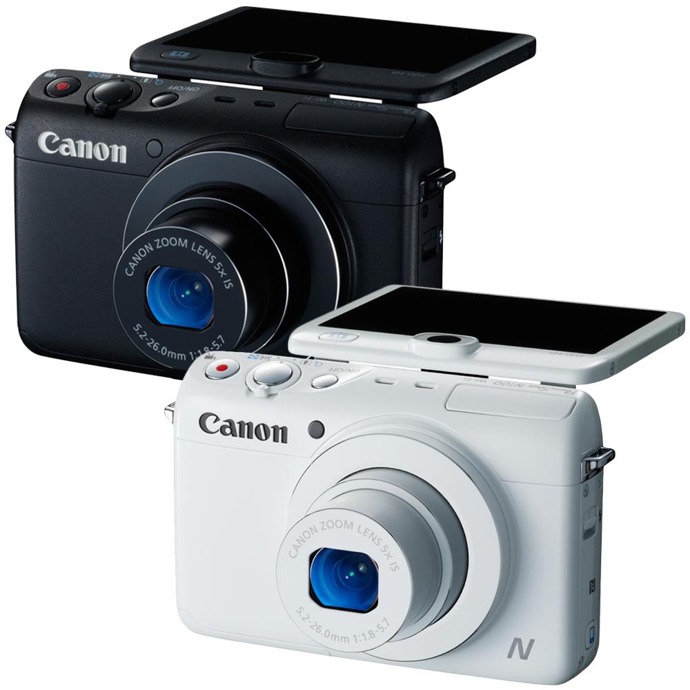 Canon N100 F1.8大光圈時尚故事機(公司貨)