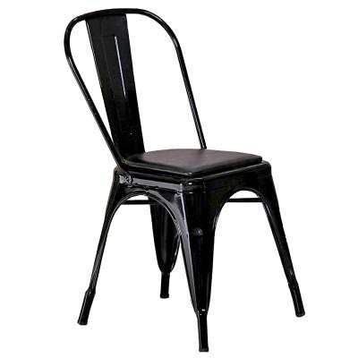 AT HOME-強尼皮面餐椅(兩色可選)
