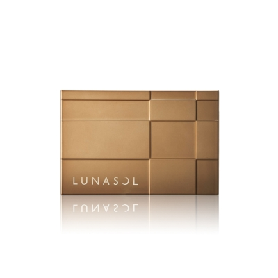 Kanebo佳麗寶 LUNASOL晶巧修容盒S