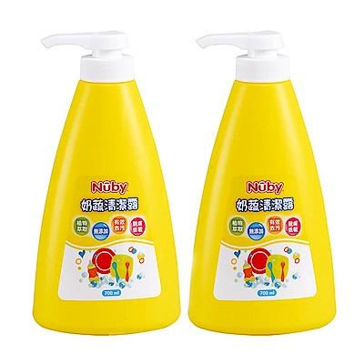 美國 Nuby 奶蔬清潔露(700ml) 2入組