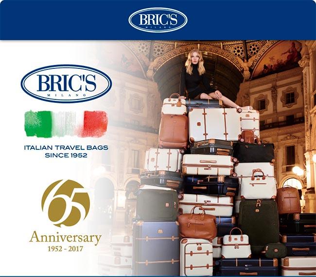 BRICS 義大利經典款 30吋 防潑水拉鍊箱 飛機輪