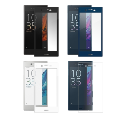 Metal-Slim Sony Xperia XZ 滿版玻璃貼
