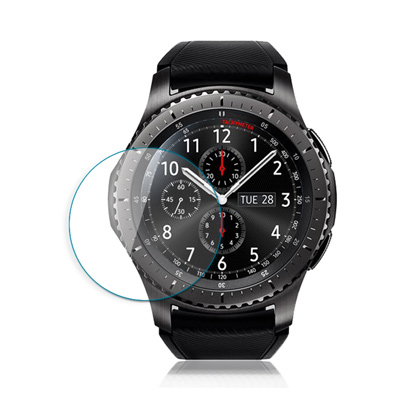 ZAP Samsung Gear S3 智慧手錶 疏水疏油9H鋼化玻璃膜