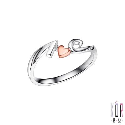 K'OR蔻兒 愛‧滿分 0.01CT鑽石女戒指
