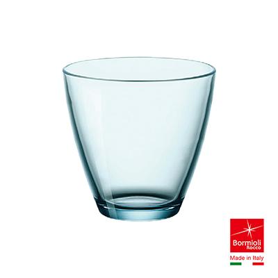 義大利Bormioli Rocco 季諾水杯6入組-260cc(藍)