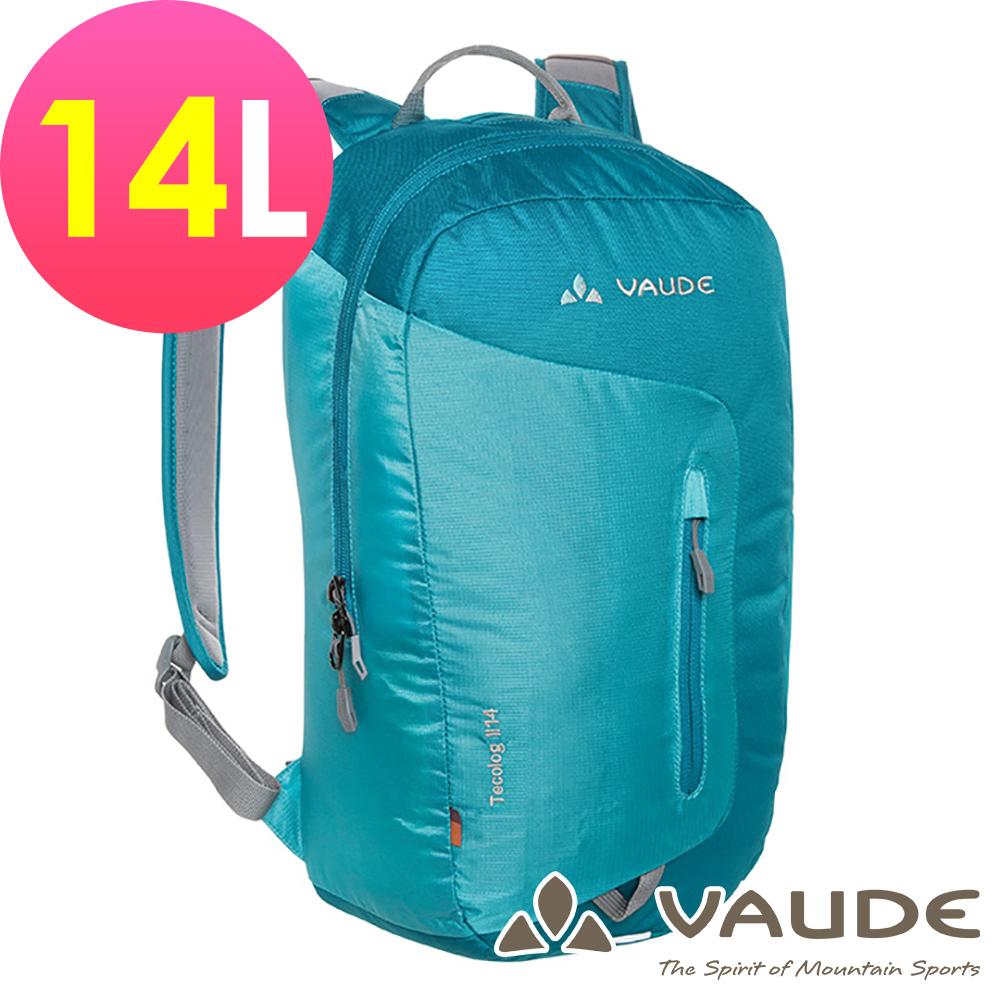 【ATUNAS 歐都納】德國VAUDE-14L輕量旅行休閒背包VA-12069湖藍15