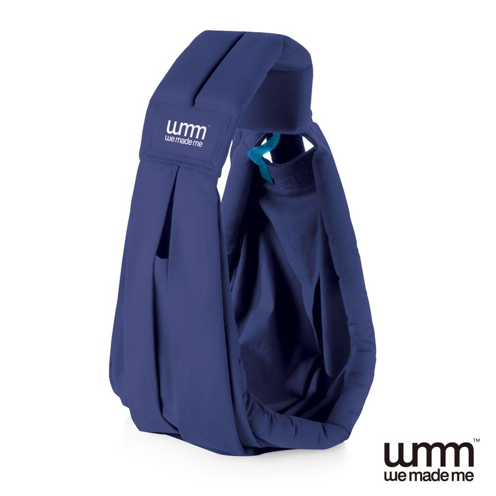 英國 WMM Smile 舒服5式親密揹巾-輕盈版,深藍色