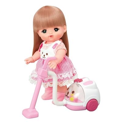 Amuzinc酷比樂 小美樂娃娃系列  配件組 吸塵器 51263