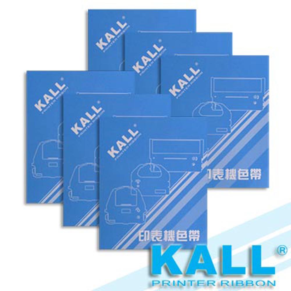 KALL『 EPSON S015016/LQ680 』色帶 (黑色/1組6入)