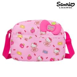 Hello Kitty 蘋果棉花糖系列-側背包KT01K03PK
