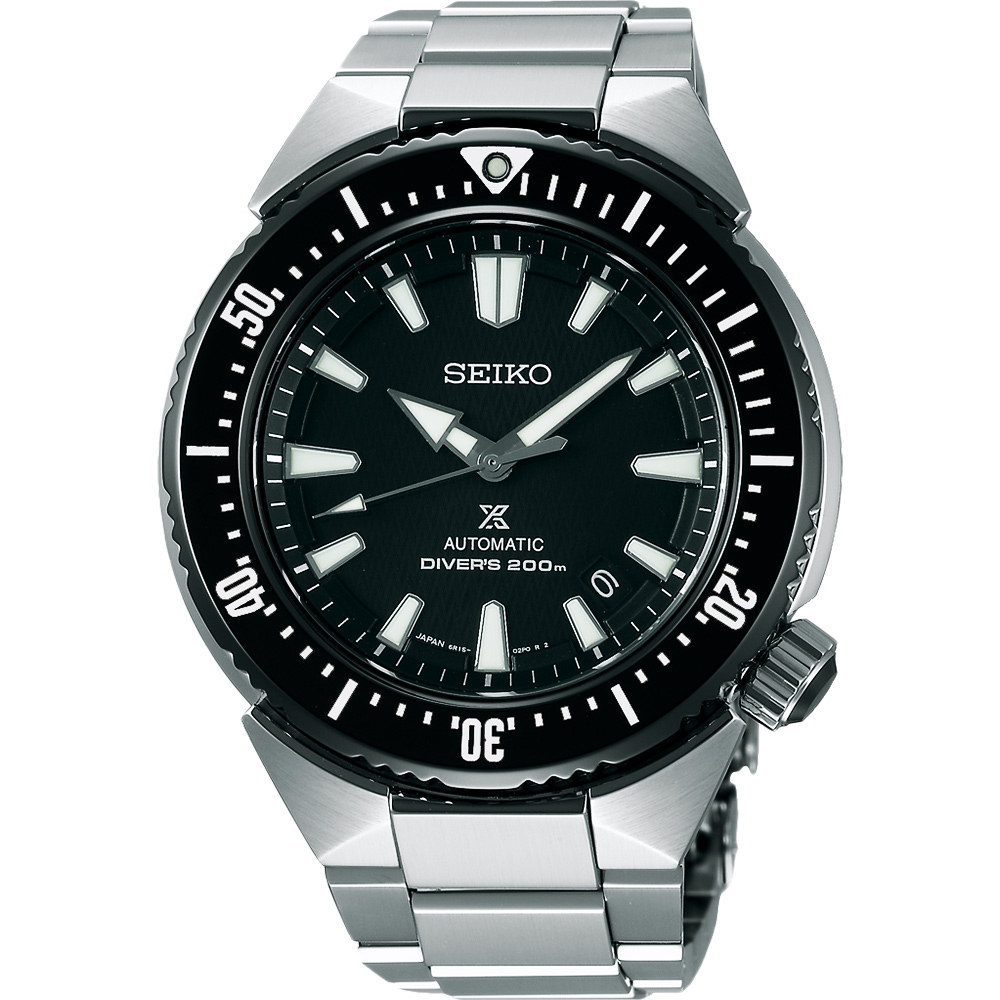 SEIKO PROSPEX SCUBA 200米潛水機械錶(SBDC039J)-45mm
