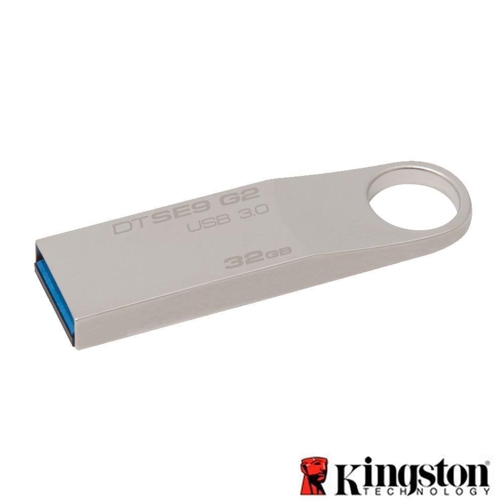 Kingston 金士頓 32GB DataTraveler SE9 G2 3.0 隨身碟