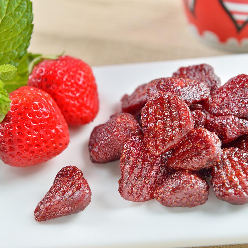 每日優果 鮮採草莓乾(220g)