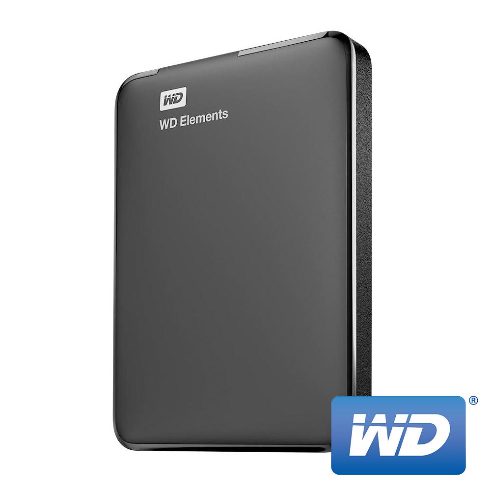 WD Elements 1TB 2.5吋行動硬碟(WESN)
