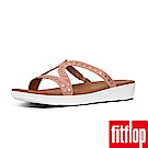 FitFlop STRATA TM SLIDE SANDALS 灰粉