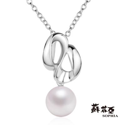 蘇菲亞SOPHA 珍珠項鍊-伊莉絲系列之十九珍珠項鍊