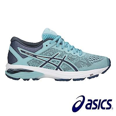Asics 亞瑟士 GT-1000 6 D 寬楦 女慢跑鞋 T7B5N-1456