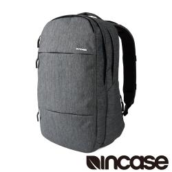 INCASE City Backpack 17吋 城市雙層筆電後背包 (麻灰)