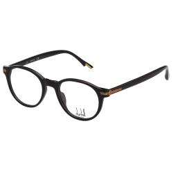 Dunhill 復古 光學眼鏡 (黑色)VDH024