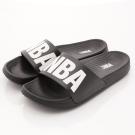 NBA美國職籃 超輕量拖鞋款-SE4779黑(男段)