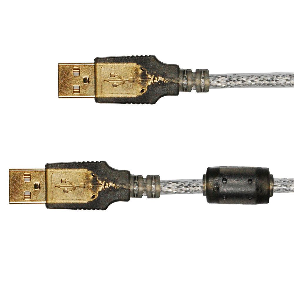 i-gota USB 2.0認證規格傳輸線A(公) - A(公) 1.8公尺