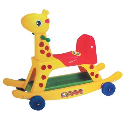 奇買KEMALL 搖馬二合一學步車/搖搖馬