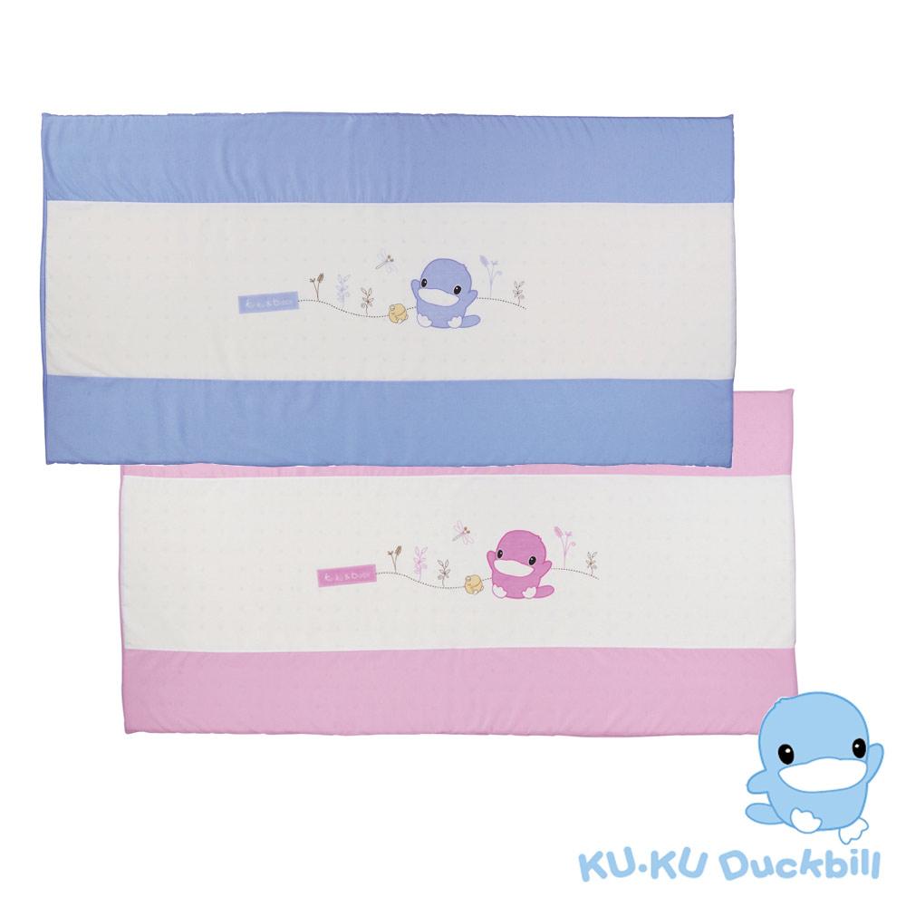 【KU.KU酷咕鴨】豪華透氣乳膠床墊(60x118*2.8cm)