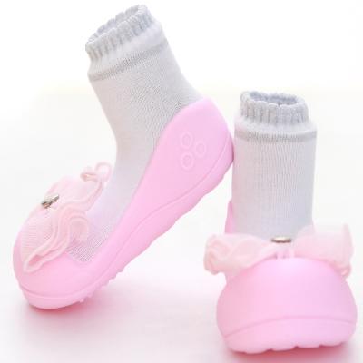 attipas 韓國娃娃鞋2014年 新品獨家販售AQ01-水晶粉紅