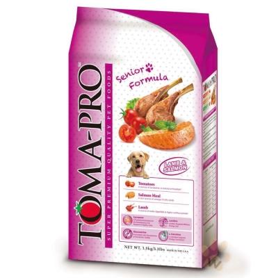 TOMA-PRO優格 高齡犬 羊肉+米13.6kg