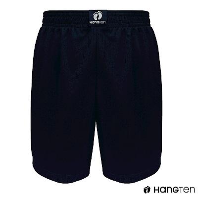 HANG TEN 極度排汗平口褲_丈青(HT-C12004)